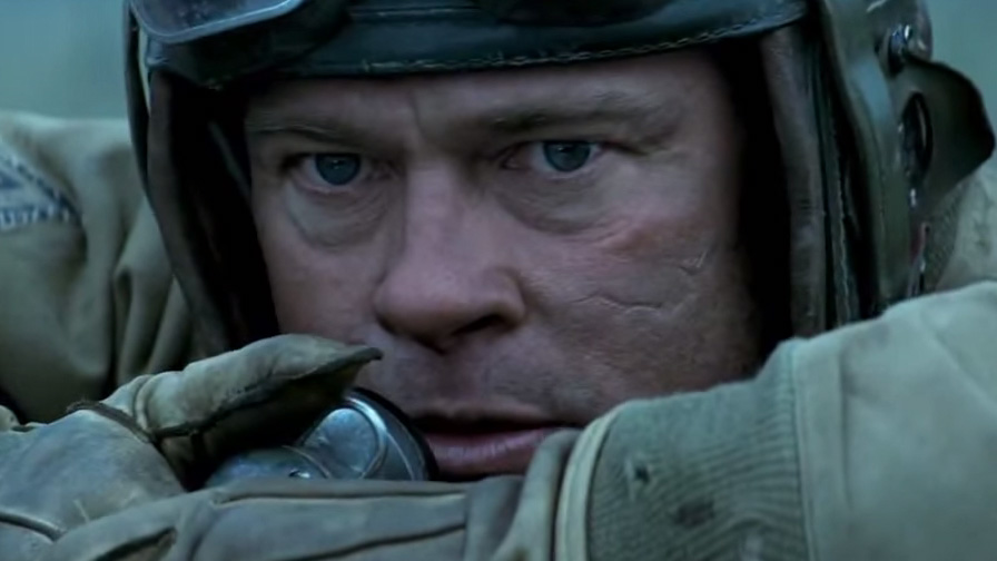 History gets violent in 'Fury'