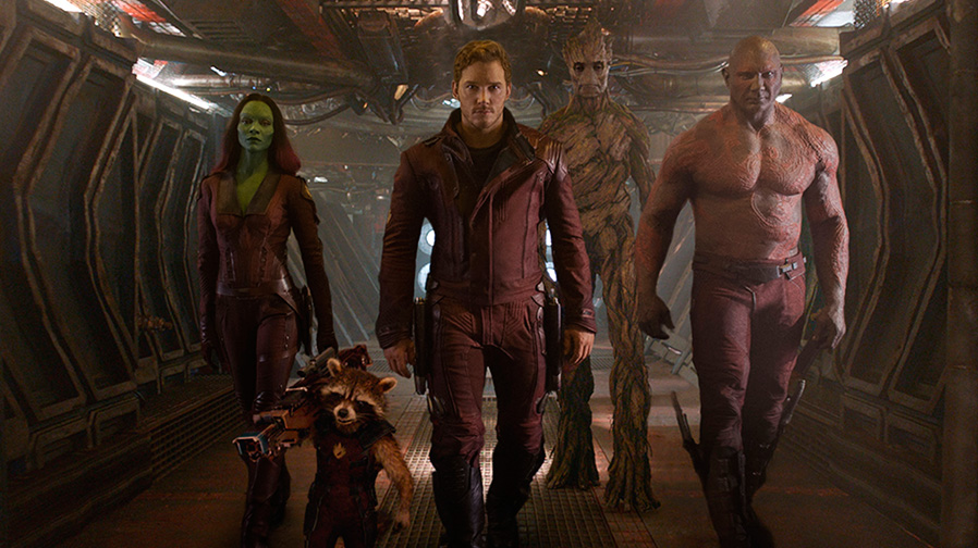 'Guardians of the Galaxy' – Review