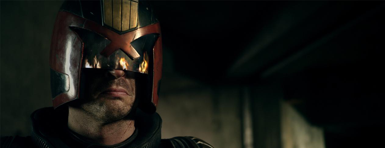 Karl Urban is Teasing Dredd: Origins