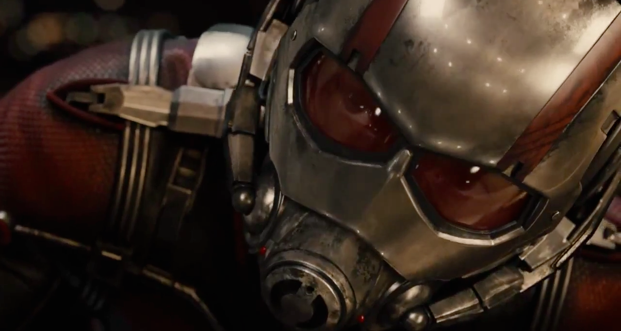 Marvel's New Hero Ant-Man Shows His Stuff In First Teaser Trailer