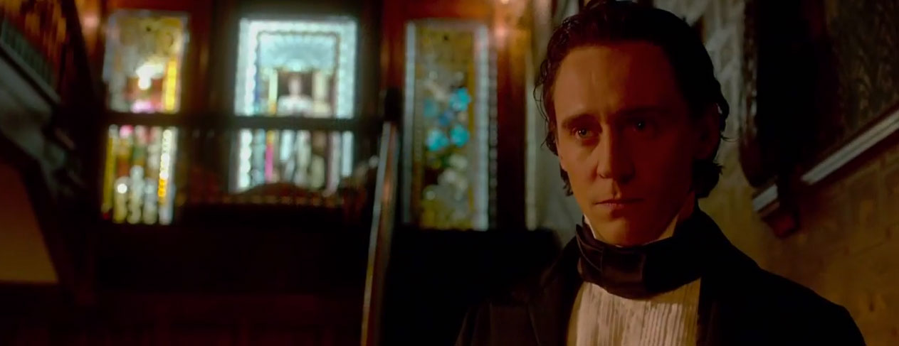 Gothic Horror Awaits in Crimson Peak