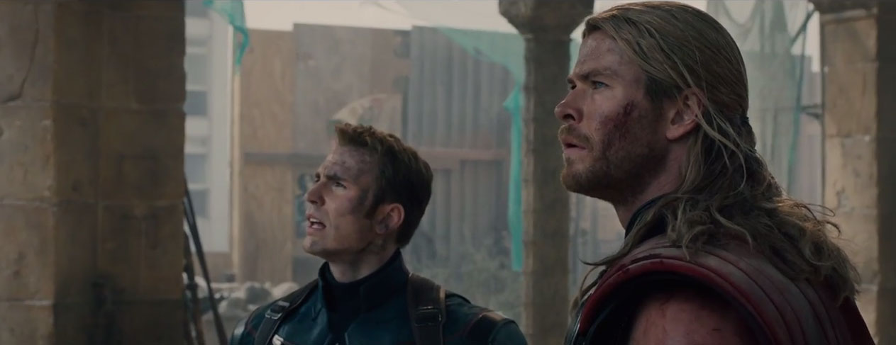 Ultron Rises In Brand New Trailer For Avengers: Age Of Ultron
