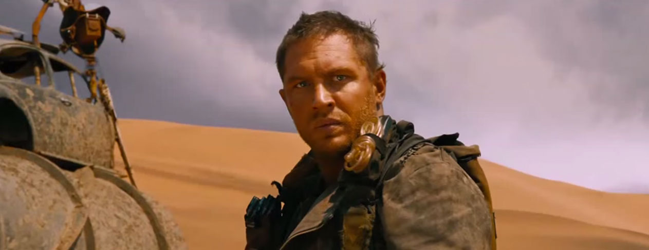 It's A Lovely Day In Mad Max: Fury Road Teasers