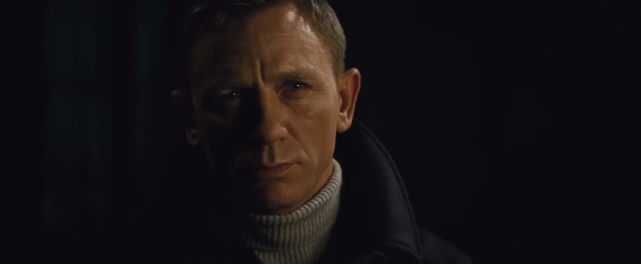 First Teaser Trailer for Spectre