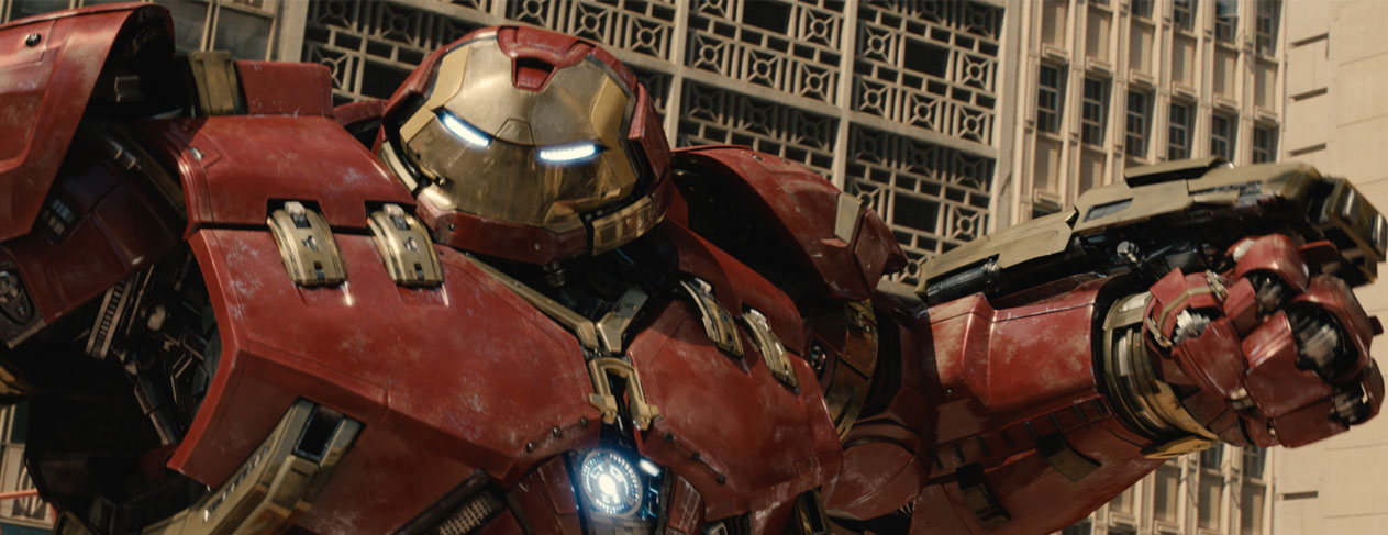 Earth's Mightiest Heroes Rally Together For Avengers: Age Of Ultron