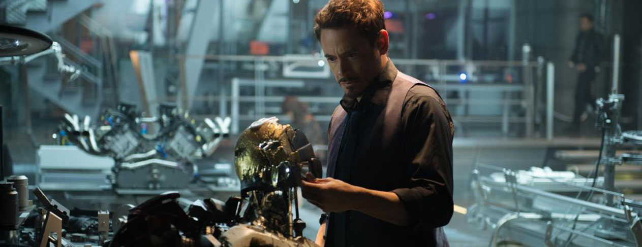 Robert Downey Jr. GIves Age Of Ultron His Seal Of Approval