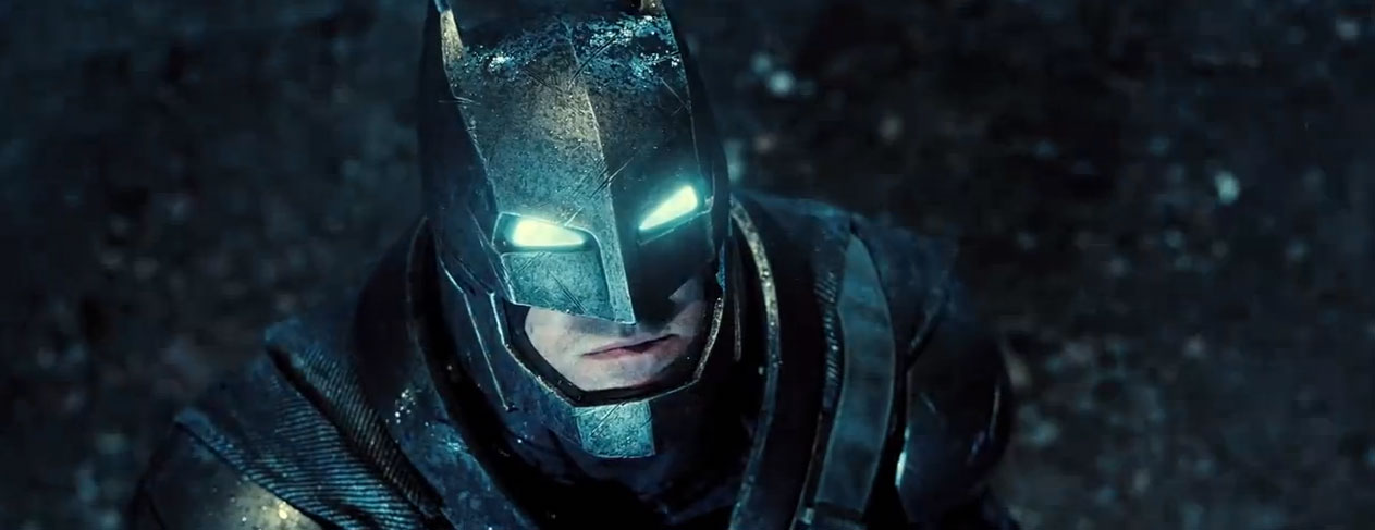 Batman v Superman: Dawn of Justice Trailer