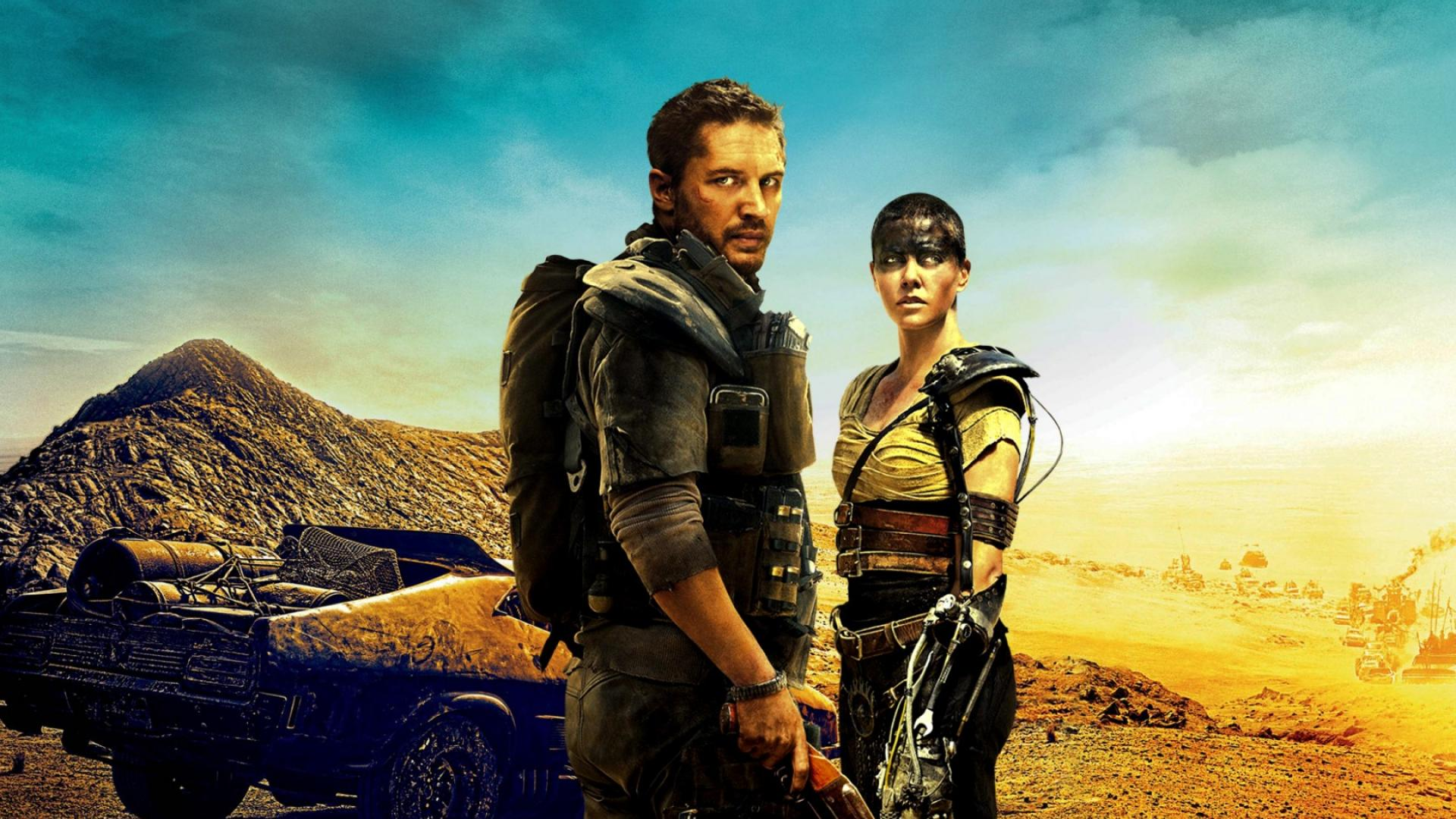 Prepare To Lose Your Mind With Mad Max: Fury Road