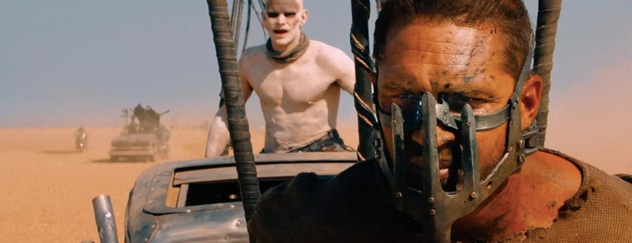 A Lovely Day To Get Mad In Mad Max: Fury Road