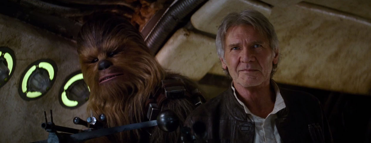 Experience The New Teaser For Star Wars: The Force Awakens
