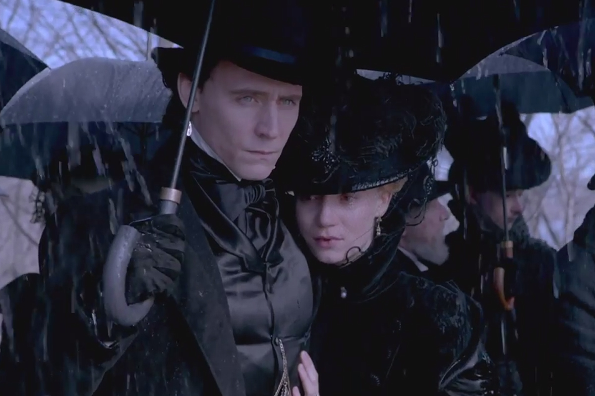 Get Ready For The Terror Of Crimson Peak