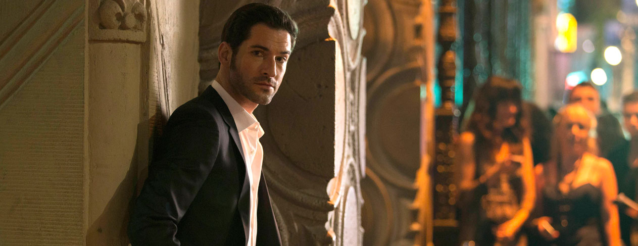 Meet The King Of All Hell In Lucifer