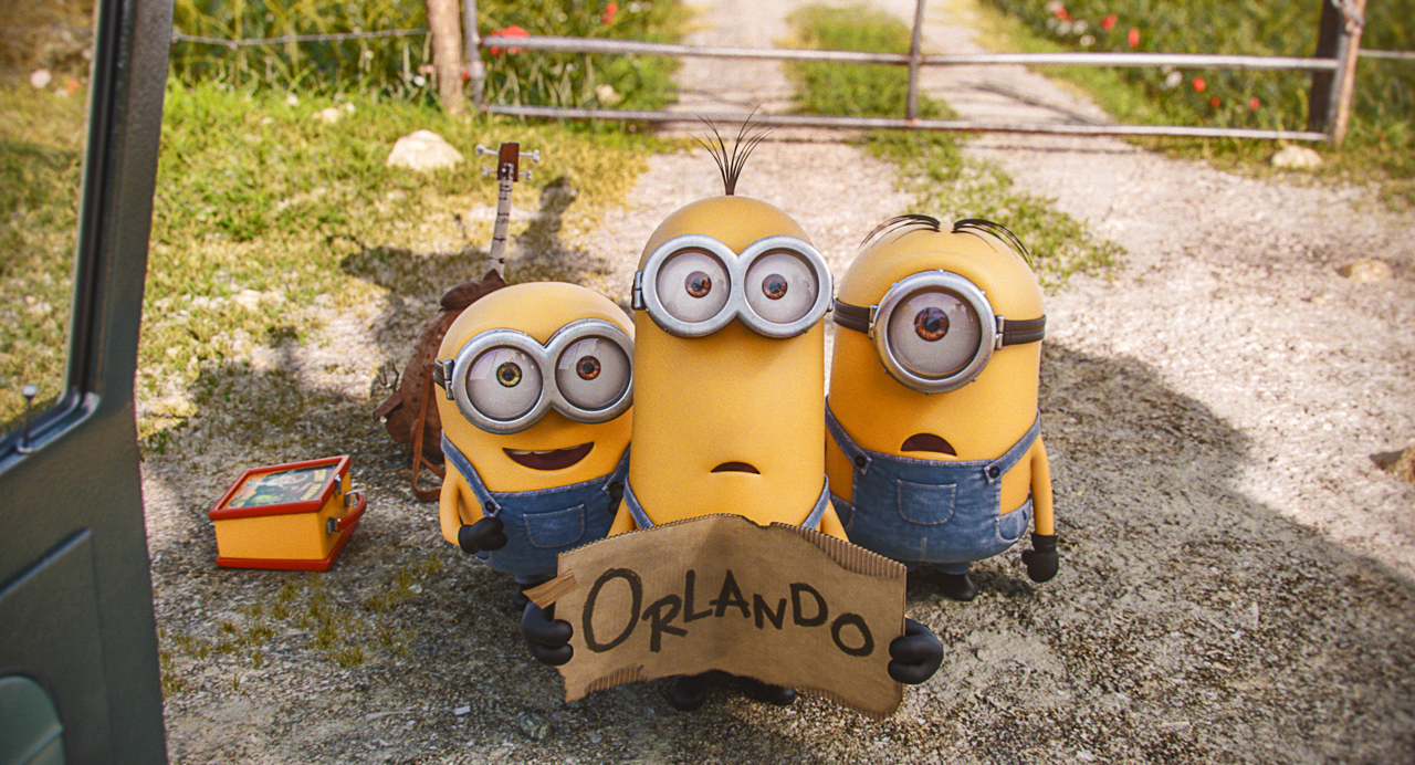 The Minions Are Stepping Up In Brand New Trailer
