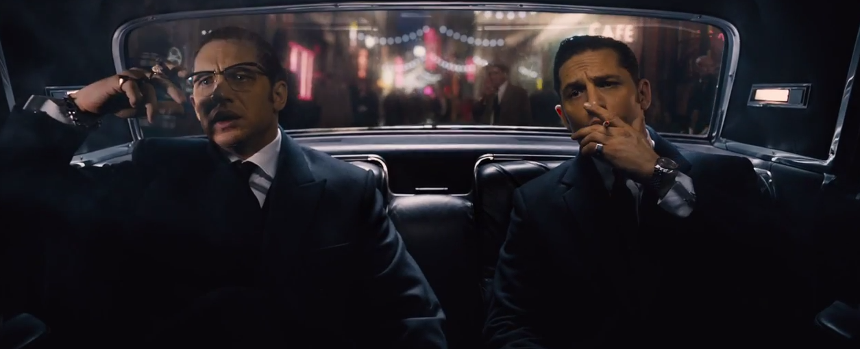Tom Hardy Gets His Gangster On In Legend