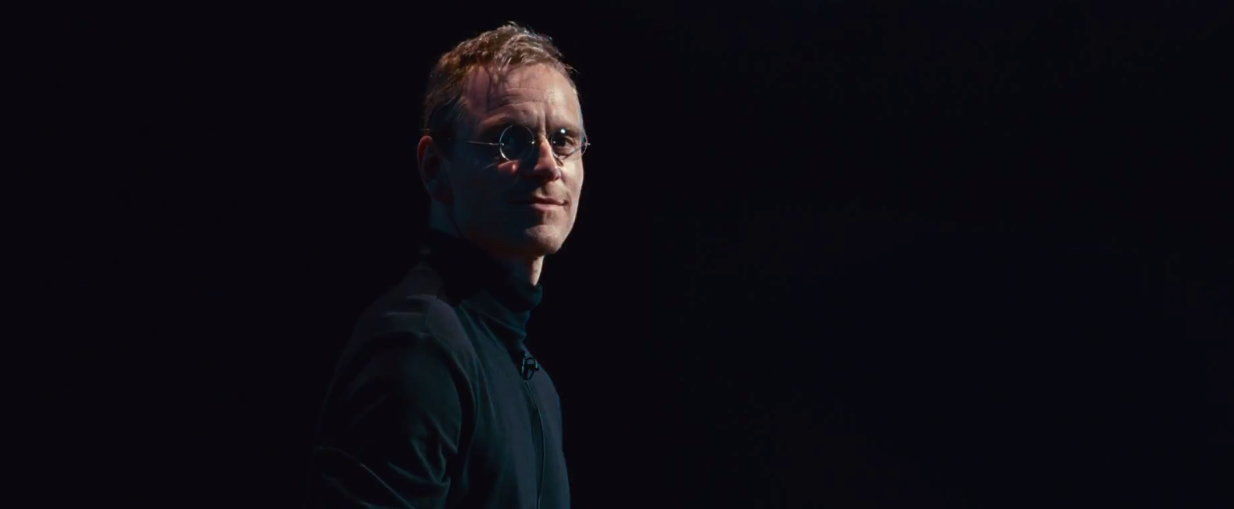 First Look At Michael Fassbender As Steve Jobs