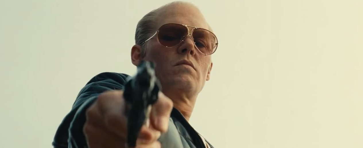 Johnny Depp Is The Original Irish Gangster In Black Mass