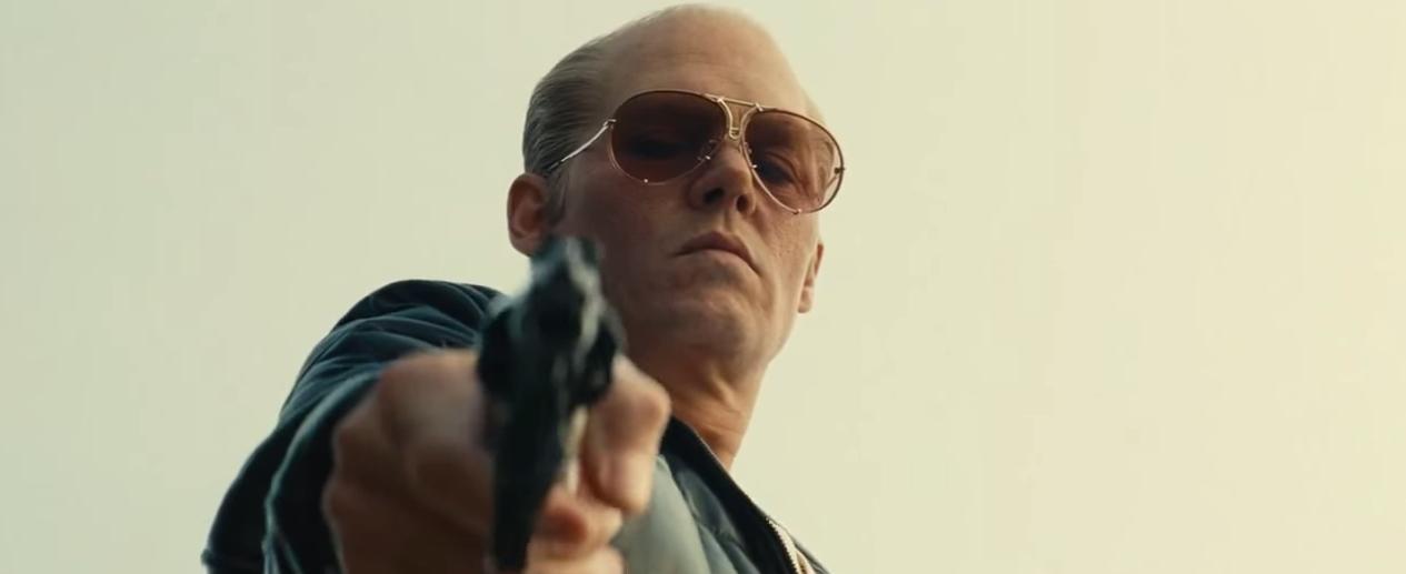 Johnny Depp Is The Original Irish Gangster In Black Mass