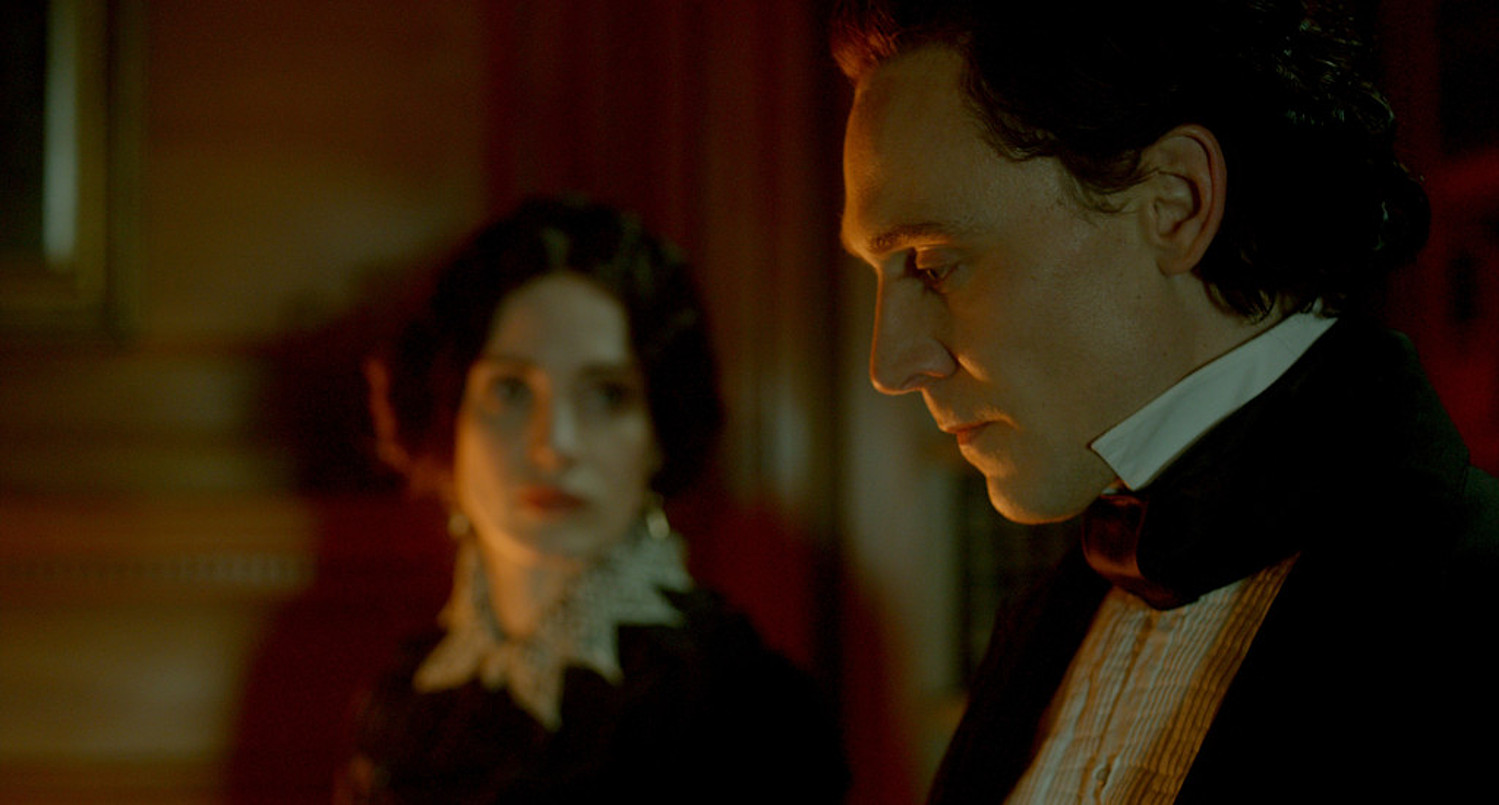 Chilling New Posters Set The Mood For Crimson Peak