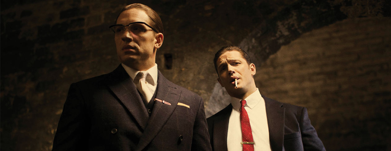 Tom Hardy Gets Legendary As The Krays