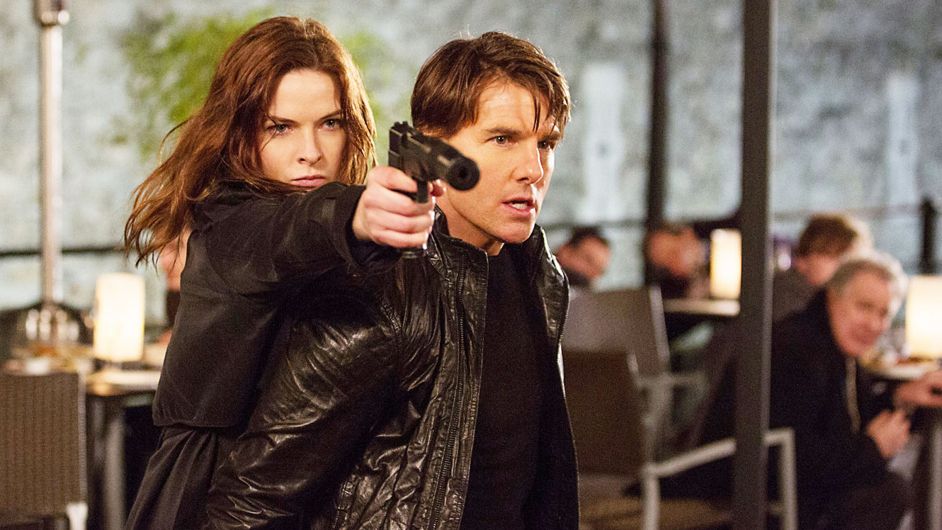The Ultimate Thrill Ride Awaits In Mission Impossible: Rogue Nation