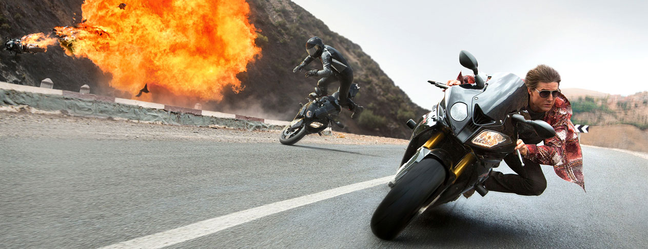 It's An All Out Rush In Mission Impossible: Rogue Nation