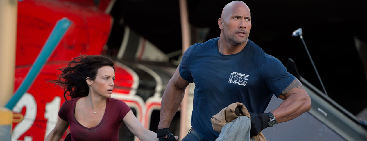 Dwayne 'The Rock' Johnson's San Andreas is an Exhilerating Ride