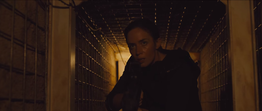 Enter The Wild West With The First Trailer For Sicario