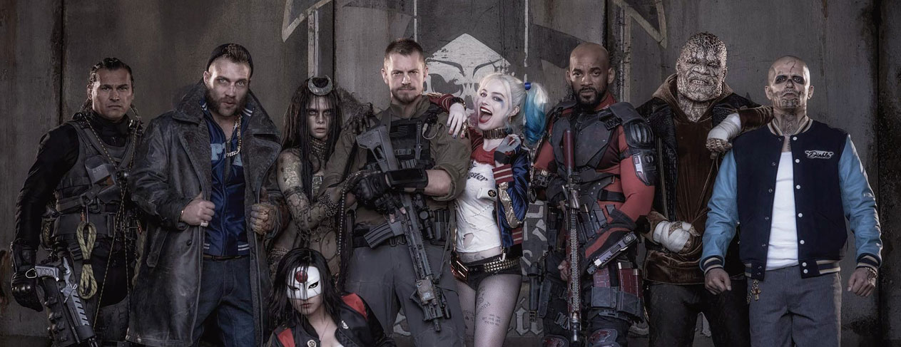 Jai Courtney Talks Suicide Squad