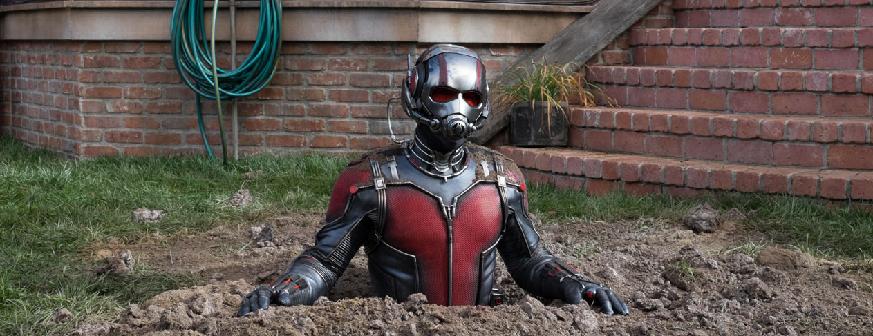 Ant-Man Offers a Tiny but Mighty Hero