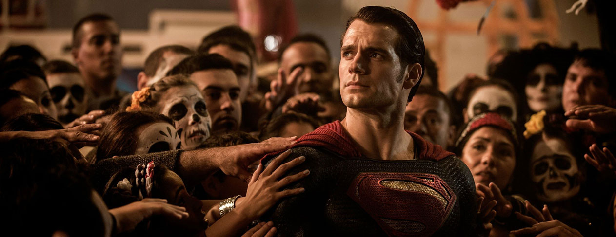 Henry Cavill Talks Dawn Of Justice
