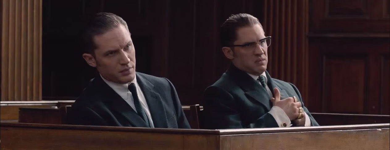 Tom Hardy's Dangerous Double Life As The Kray Twins in Legend