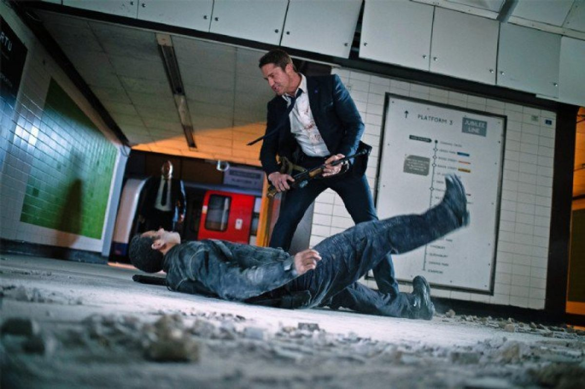Chaos Ensues In First Teaser For London Has Fallen