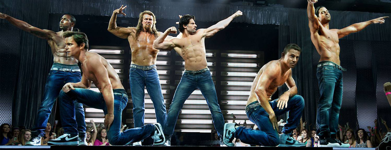 Magic Mike XXL – Heavy On The Hot