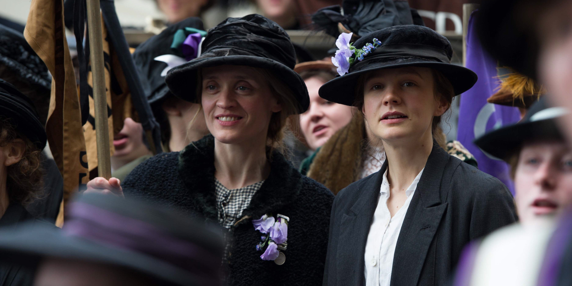 See the Exclusive New Posters for Suffragette