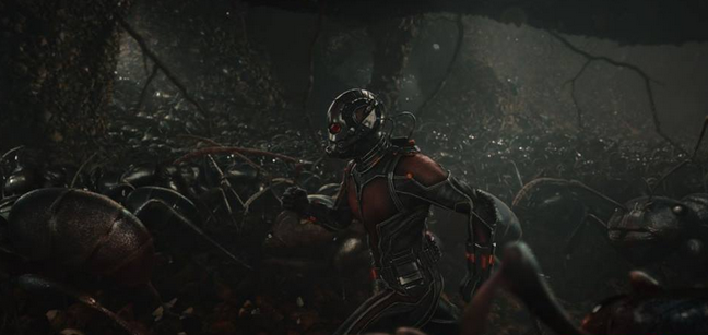 Paul Rudd Steps Up To Save The World In Final Ant-Man Trailer