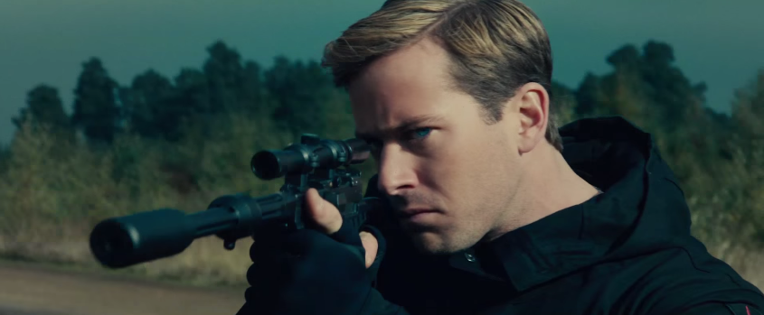 San Diego Comic-Con Special: Exclusive New Look At The Man From U.N.C.L.E.