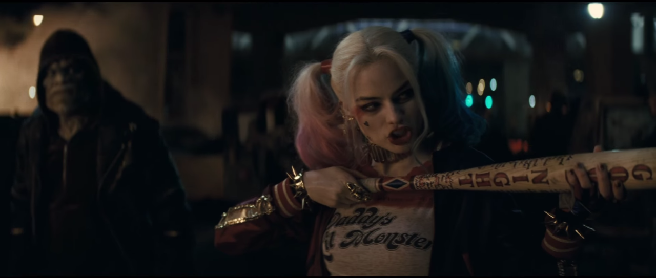 Justice Has A Bad Side In The First Trailer For Suicide Squad