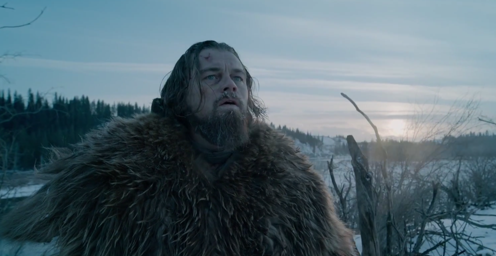 Leonardo DiCaprio Battles Nature and His Spirit in The Revenant