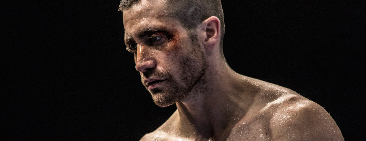The Drama Hits Hard in Southpaw