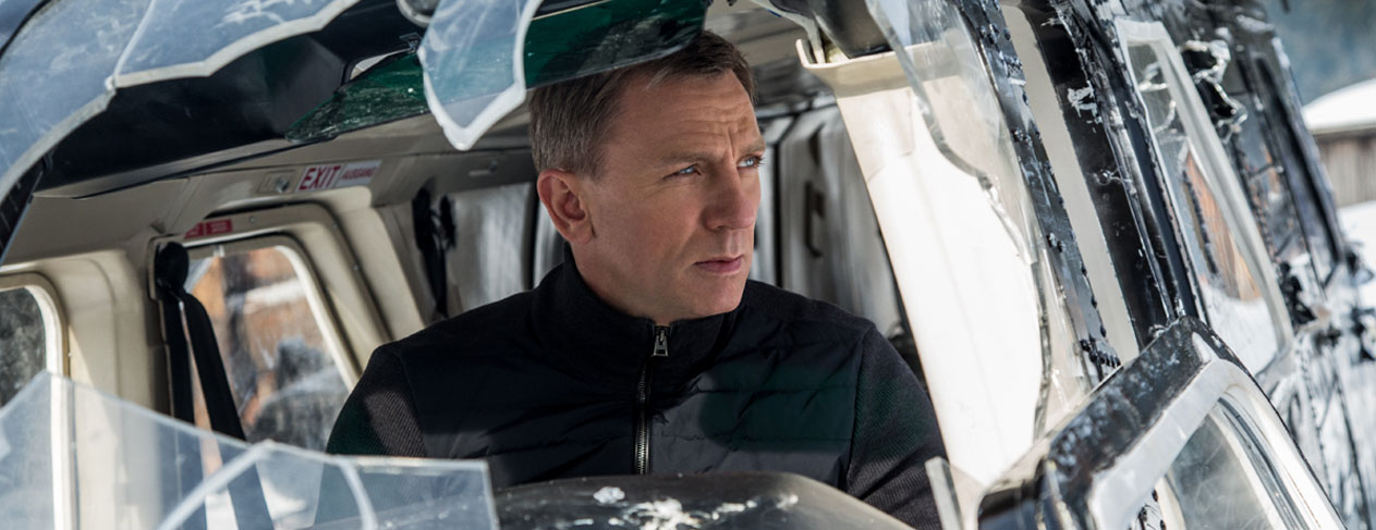 James Bond On Target In Brand New 'Spectre' Trailer