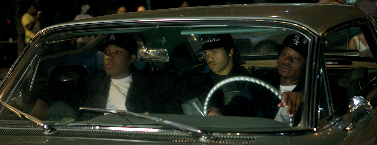 Five Reasons To Watch 'Straight Outta Compton'