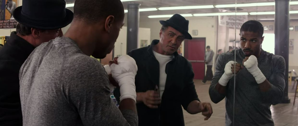 Fighting For More Than Just Legacy In 'Creed'