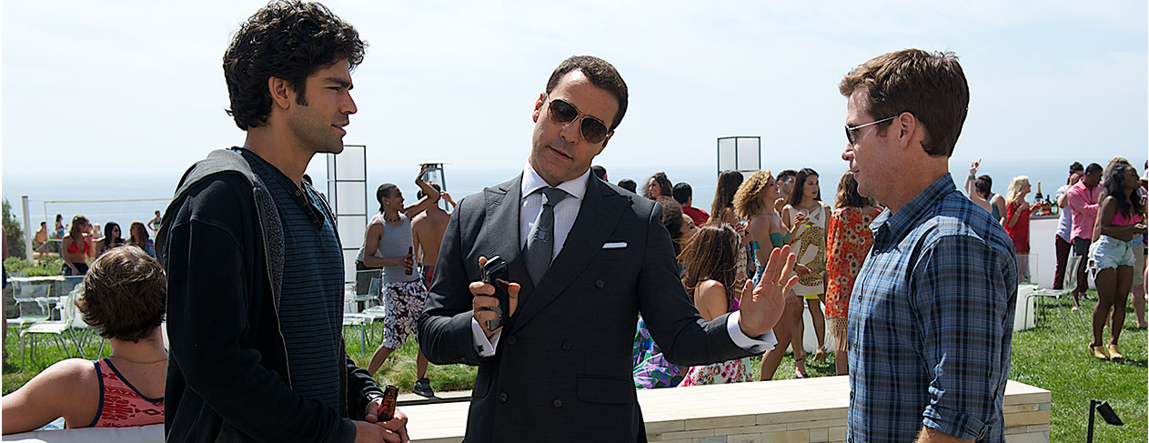 It's All Out Hollywood In Entourage