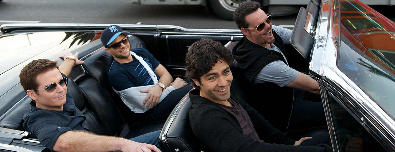 The Entourage Movie Trailer is Here
