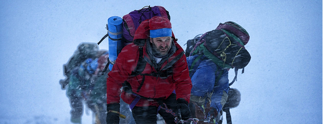 Five Reasons To Watch 'Everest'