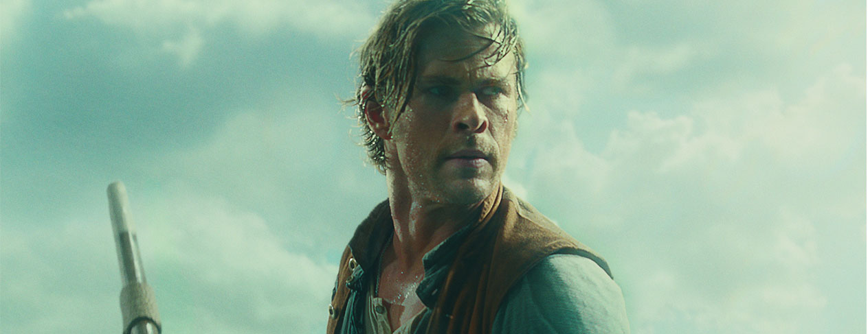 'In The Heart of the Sea' Presents A Ferocious New Trailer