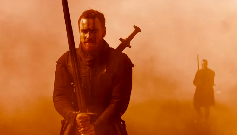 Michael Fassbender is Raw and Real In Brand New Trailer for 'Macbeth'