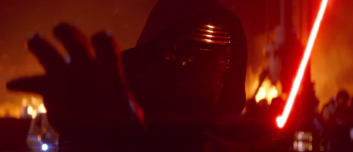 The First Order Rises In New Posters For 'Star Wars: The Force Awakens'