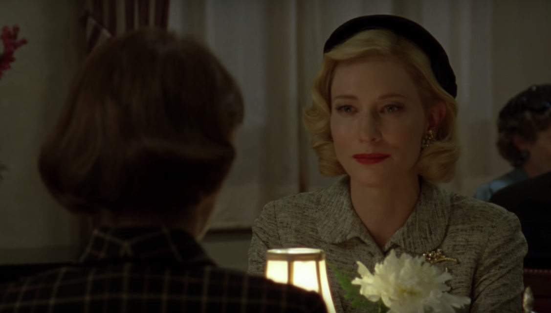 Cate Blanchett and Rooney Mara Are Spectacular In New 'Carol' Trailer