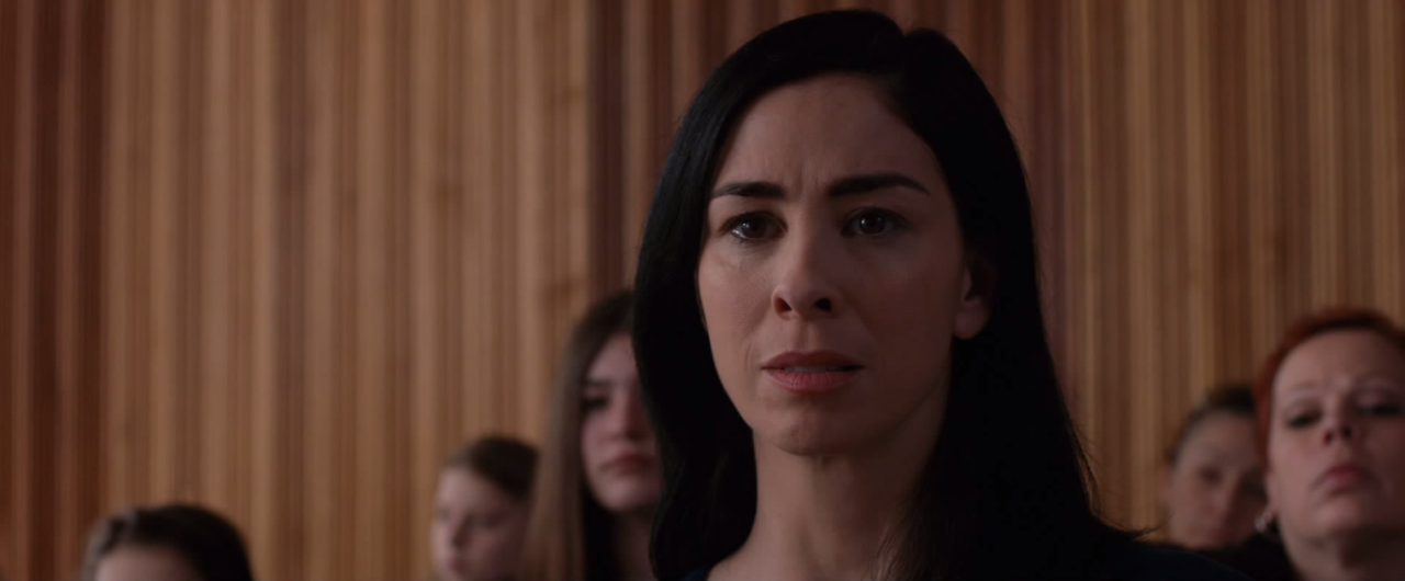 Witness a Very Different Sarah Silverman In 'I Smile Back' Trailer
